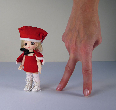 7 кукол бжд Фейриленд