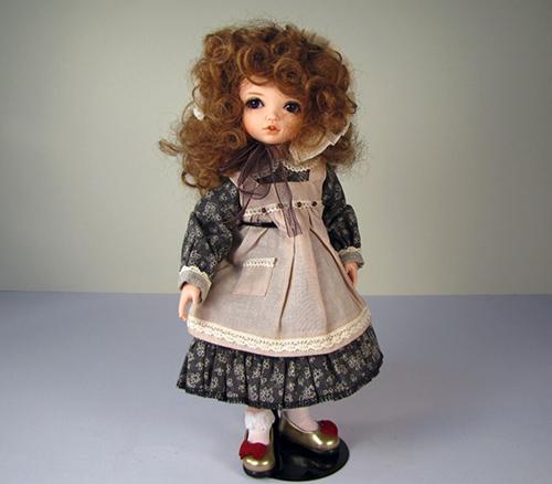 7 кукол бжд от Иплхаус