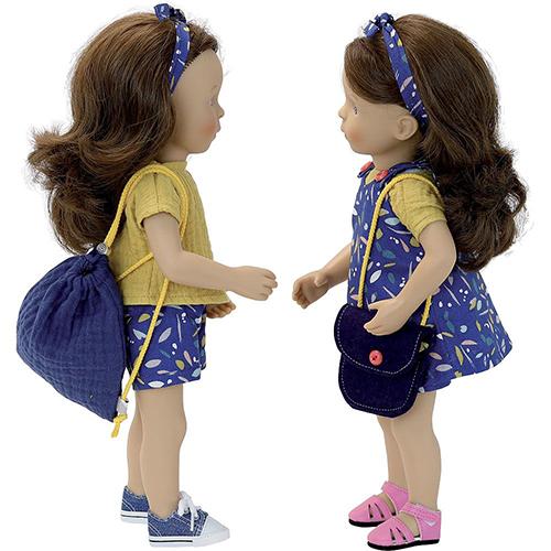Новые куклы Сильвии Наттерер