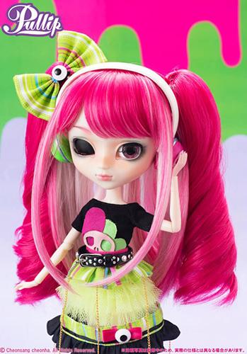 Новые куклы Пуллип октябрь