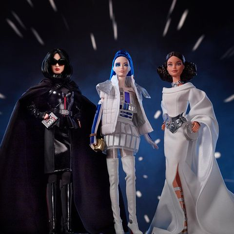 Куклы Барби Звёздные войны