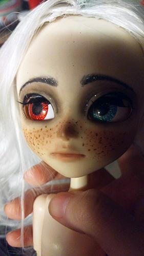 Фотографии куклы Исул: базовый набор