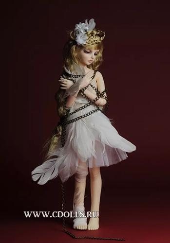 Кукла бжд Малышка Ру от Dollmore