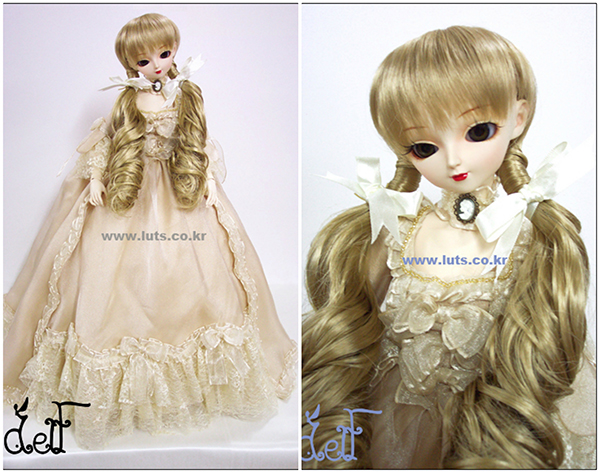 Кукла бжд Delf Ari