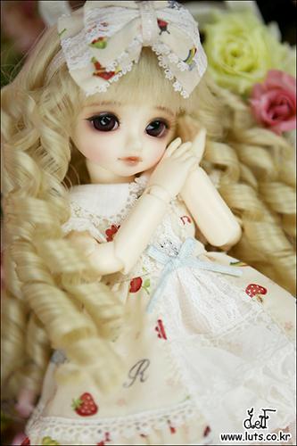 Кукла бжд Honey Delf леденец