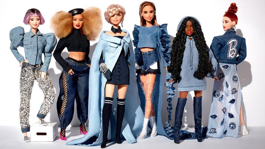 Коллекция кукол Барби от Марни Сенофонте