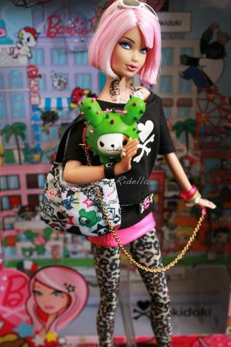 Кукла Barbie Tokidoki (Барби Токидоки)