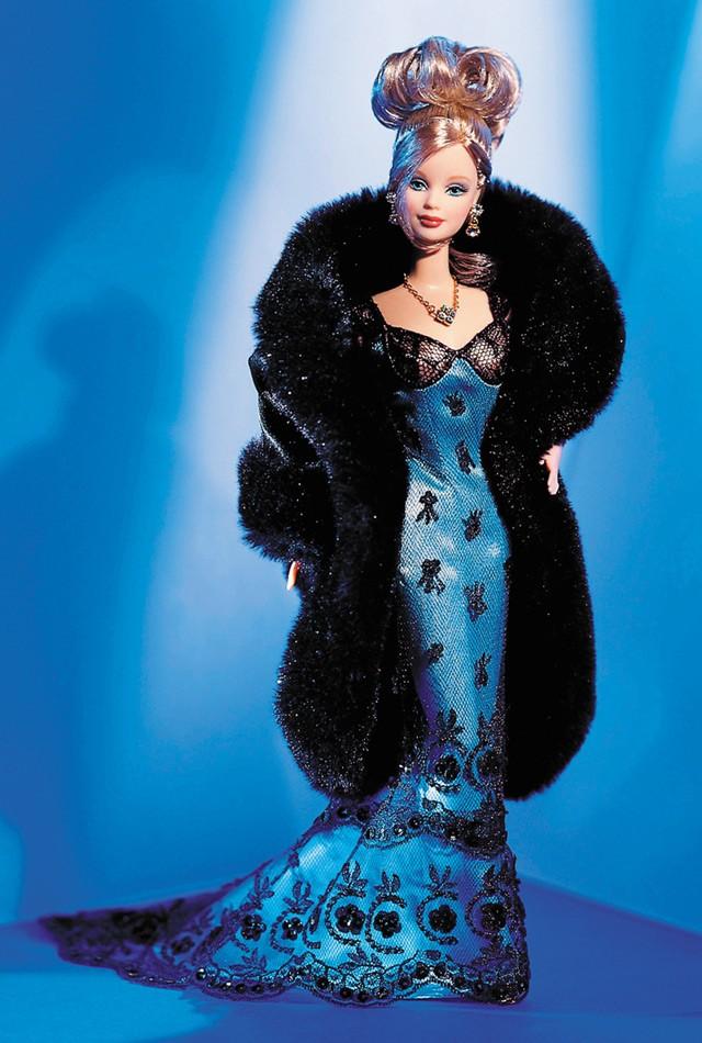 Кукла Barbie Nolan Miller Evening Illusion (Барби Вечерняя Иллюзия Нолана
