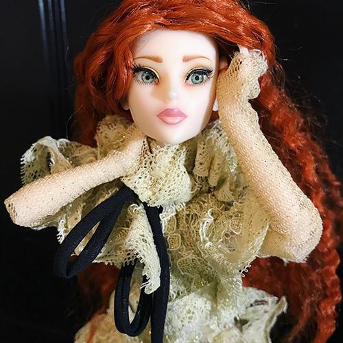 Кукла Phyn and Aero Kadira Ophelia (Фин энд Аэро Кадира Офелия)