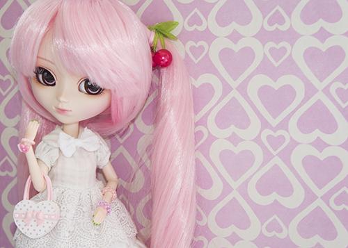 Кукла Pullip Vocaloid Sakura Miku (Пуллип Вокалоид Сакура Мику), Groove Inc