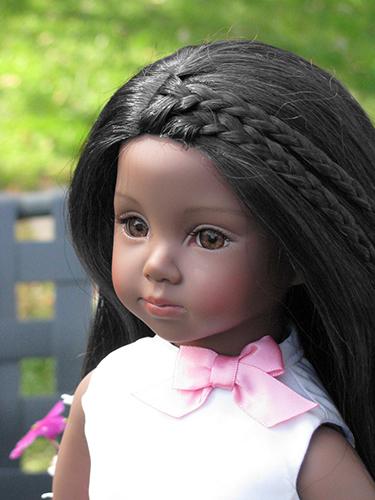Кукла Рейвен