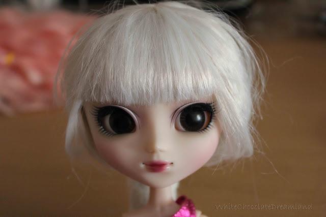 Кукла Пуллип до смены парика