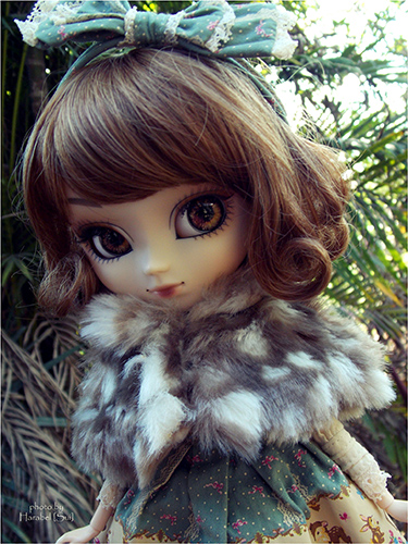 Кукла Пуллип безумная королева с поменянным париком