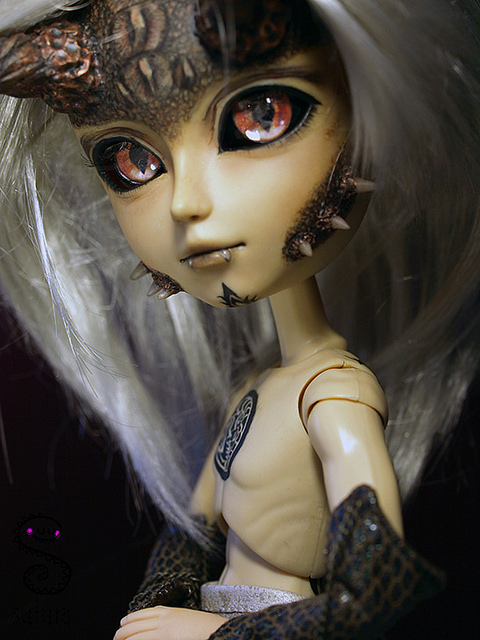 Кукла Таянг