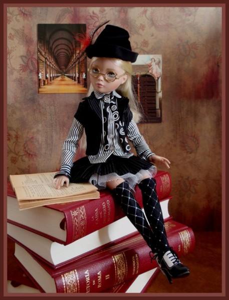 Кукла Элловайн Вайлд от Роберта Тоннера