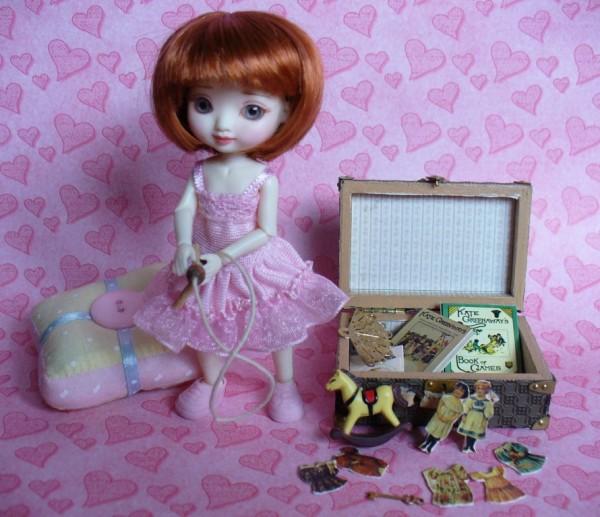 Кукла бжд Амелия Тимбл от Роберта Тоннера