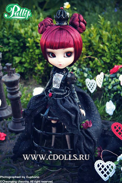 Кукла Pullip Lunatic Queen (Пуллип безумная королева), Groove Inc