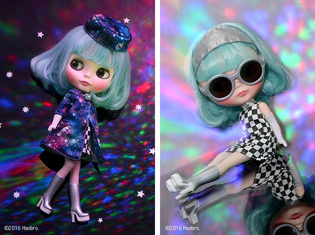 Кукла Neo Blythe UFO a GO-GO (Нео Блайз НЛО)
