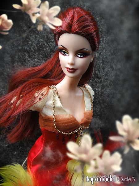 Кукла Barbie The Scarlet Macaw (Барби Алый попугай)