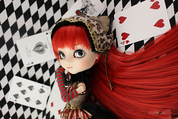 Кукла Pullip Cheshire Cat Steampunk World (Пуллип Чеширский Кот), Groove Inc