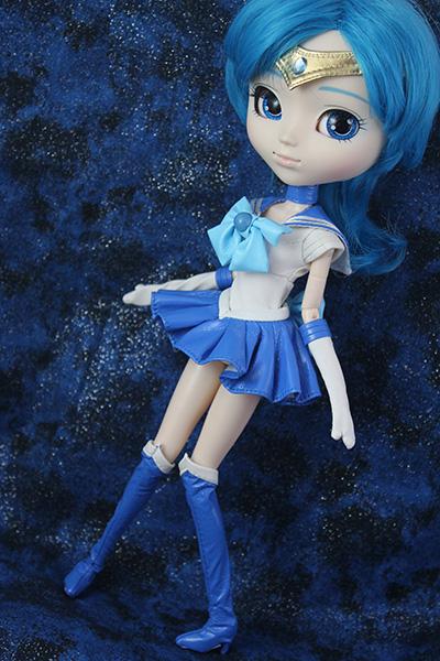 Кукла Pullip Sailor Mercury (Пуллип Сейлор Меркурий), Groove Inc