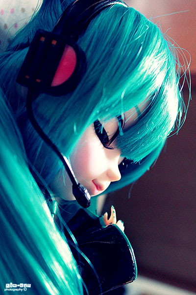 Кукла Pullip Vocaloid Hatsune Miku (Пуллип Вокалоид Хацунэ Мику), Groove Inc