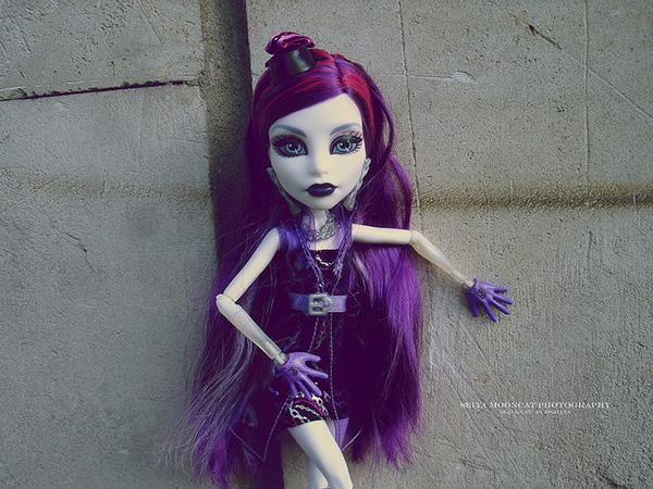 Кукла Monster high ночь монстров Спектра Вондергейст