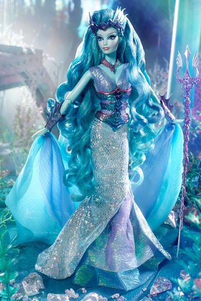 Кукла Barbie Water Sprite (Барби водный дух)