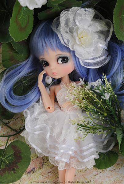 Кукла Dollmore Neo Lukia Ice Sugar (Доллмор Нео Лукиа Сладкий Лед)