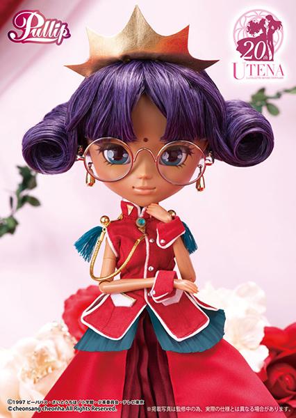 "Кукла Pullip Anthy Himemiya from Revolution Girl Utena (Пуллип Анти из мультфильма ""Революционерка Утена""), Groove Inc"