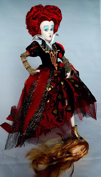Кукла DisneyКукла Disney Iracebeth The Red Queen - Alice Through the Looking Glass (Дисней  Iracebeth The Red Queen - Alice Through the Looking Glass (Дисней