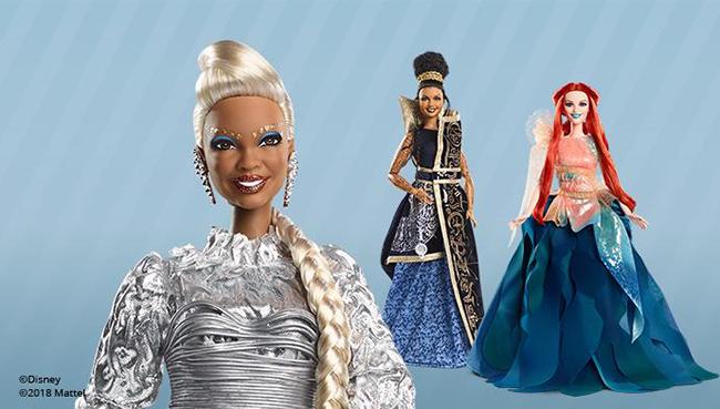 Куклы Барби Излом времени