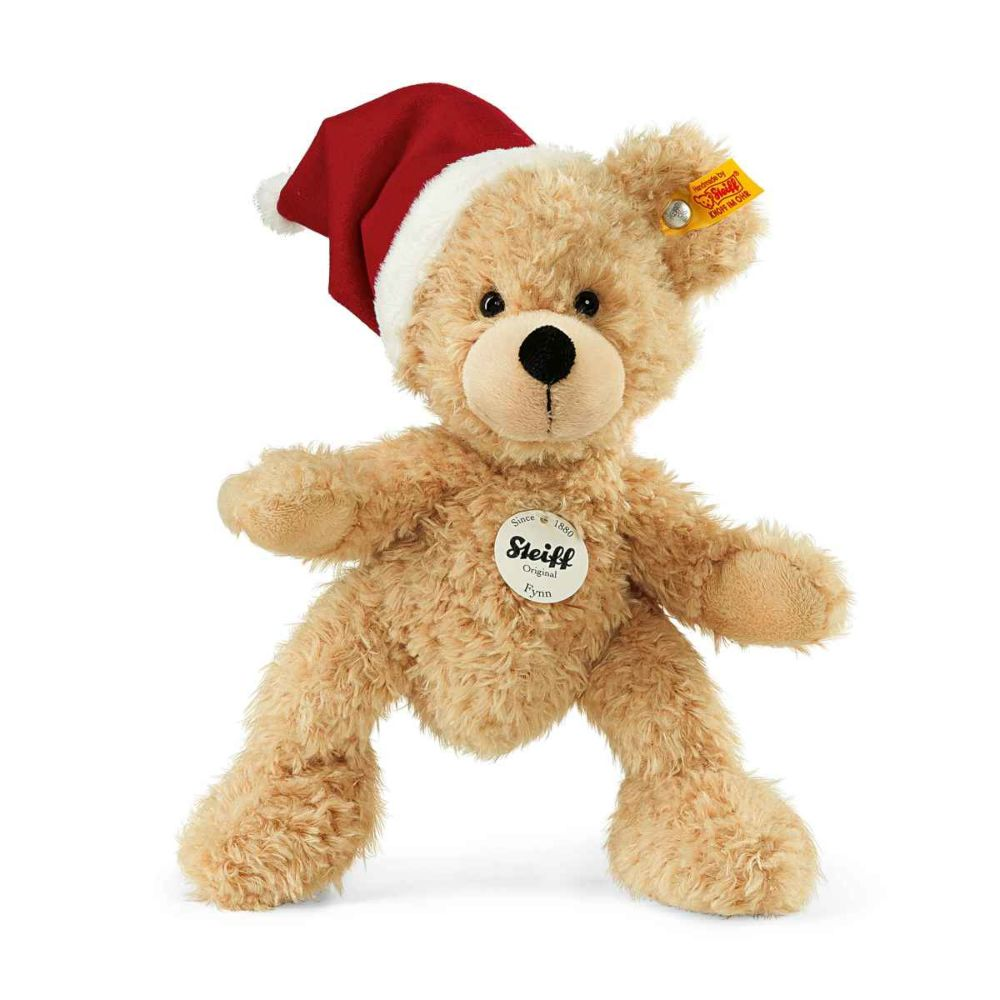 МЯГКАЯ ИГРУШКА STEIFF FYNN TEDDY BEAR (ШТАЙФ МИШКА ТЕДДИ ФИНН 24 СМ)
