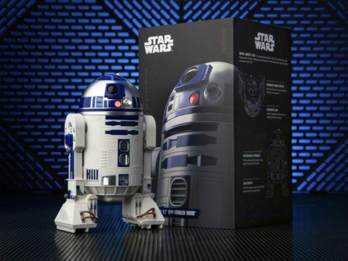 SPHERO ИНТЕРАКТИВНАЯ ИГРУШКА ДРОИД R2-D2 (R2-D2 APP-ENABLED DROID)