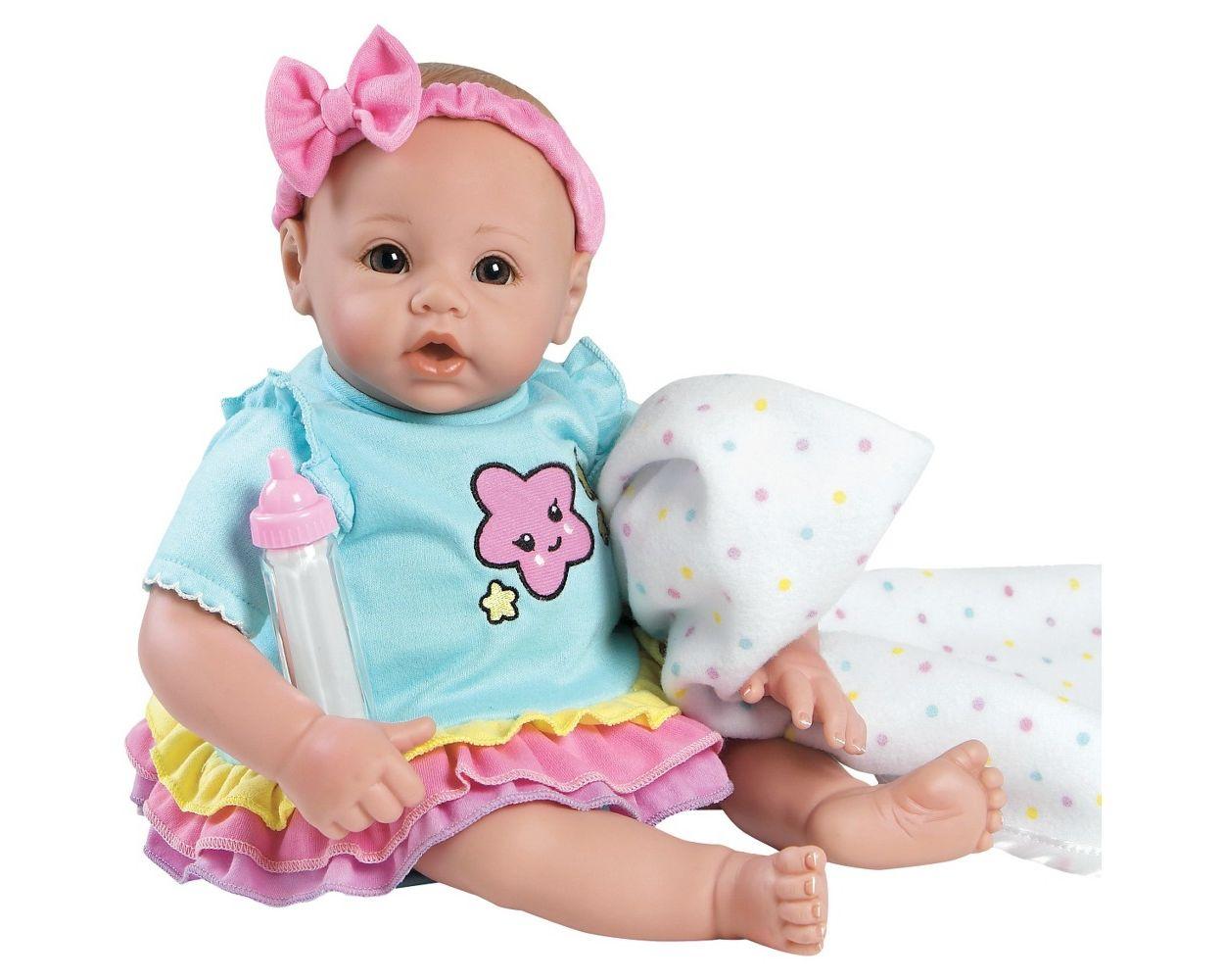 Кукла Adora Baby Time Rainbow (Адора Детское время Радуга)