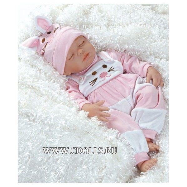 Кукла Paradise Galleries Baby Cottontail (Кукла Пэрадайз Галериз Американский кролик)