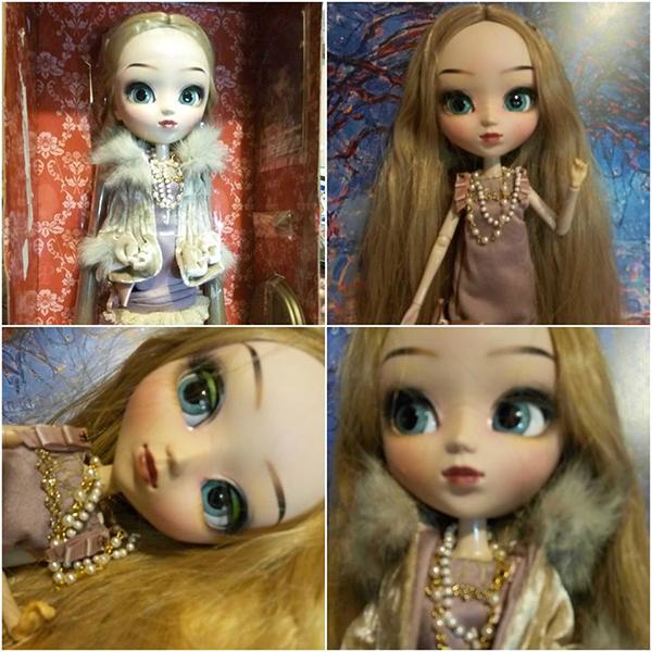 Кукла Пуллип Катрина