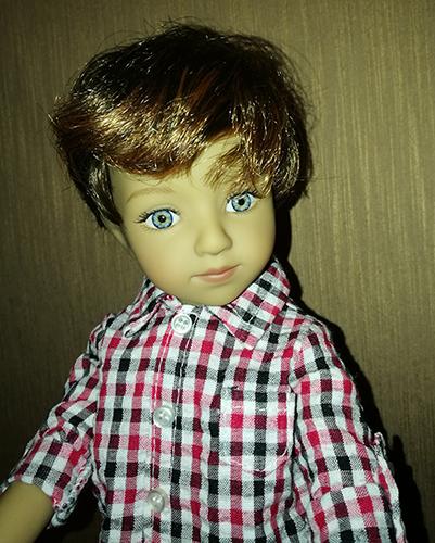 Кукла Maru and Friends Chad Mini Pal (Мару энд Френдз Маленький друг Чад)