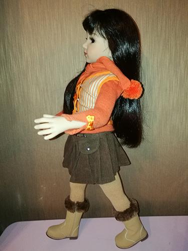 Кукла Maru and Friends Maru Latina Girl (Мару энд Френдз Мару Латина)