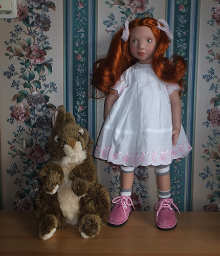 Кукла Абигайл Цвергназе