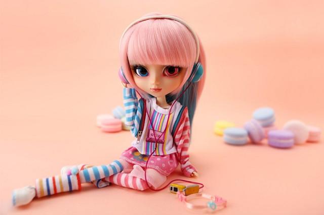 Кукла Пуллип Акеми