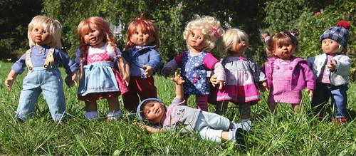 Куклы Вихтель