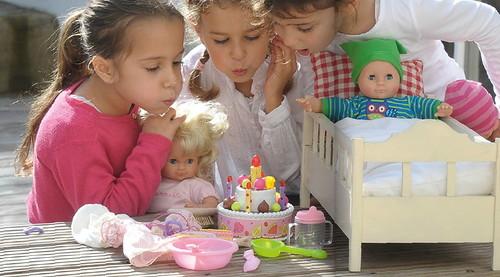 Игровые куклы Шильдкрет