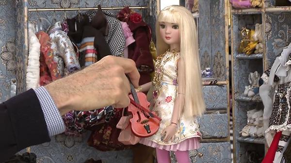 Куклы Эмбер из линейки Элловайн Вайлд от Wild Imagination