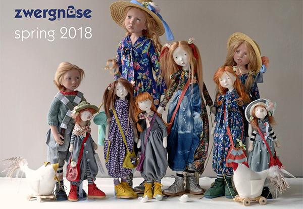 Куклы Цвергназе