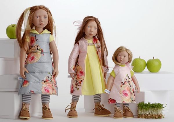 Куклы Цвергназе серии Джуниор