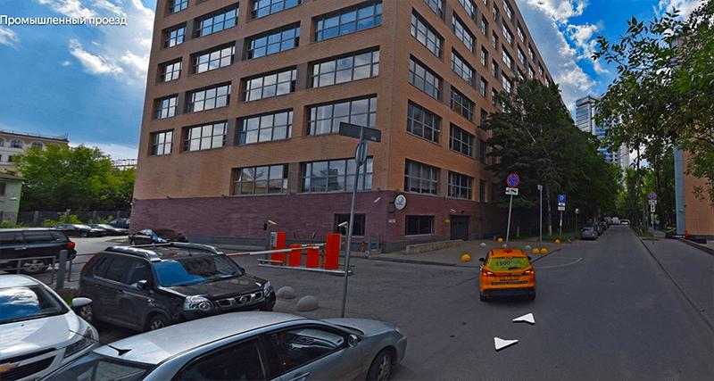 Фотография здания магазина cdolls.ru